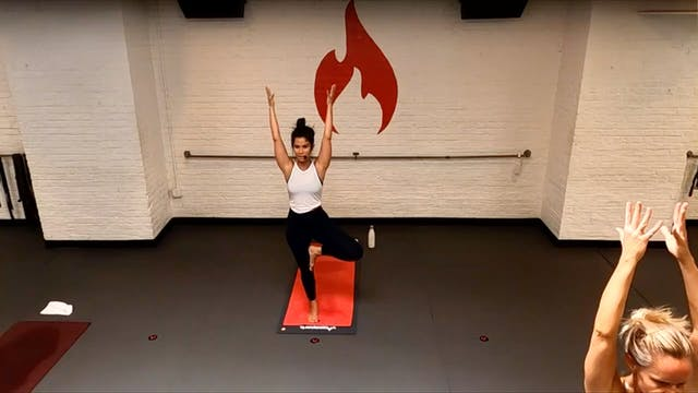 Jenny Hips & Balancing Flow- Tues 8/10