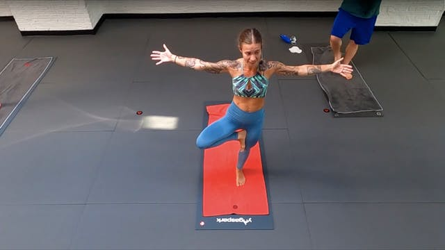 Kat Balance in Change Inner Thigh & T...