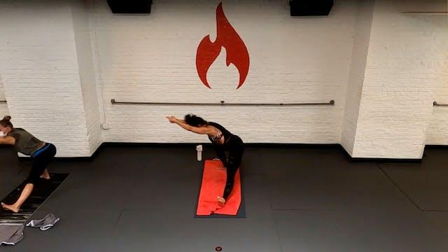Jenny Fiery Plank Core Flow - Tues 4/13