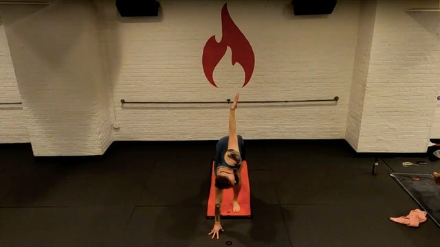Nick Twists and Backbends Flow - Wed 12/30