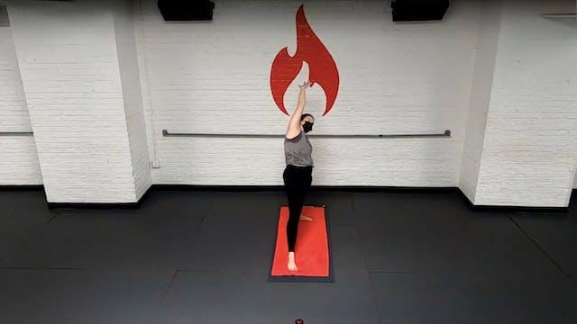 Kaitlyn Hip Opening Balancing Flow - ...