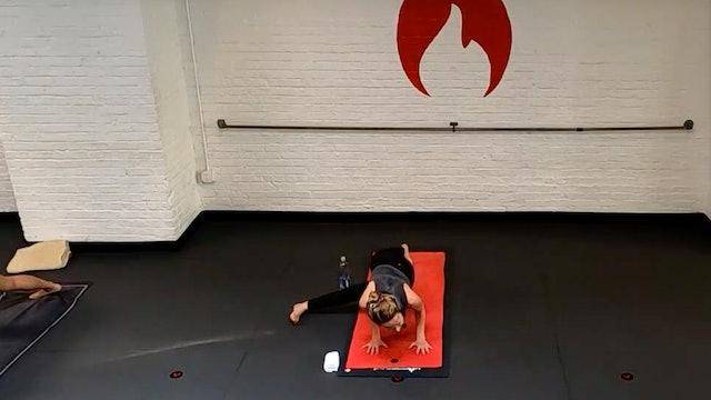 Lauren Shoulder Bound Halfmoon and What Else? Flow - Mon 7/5