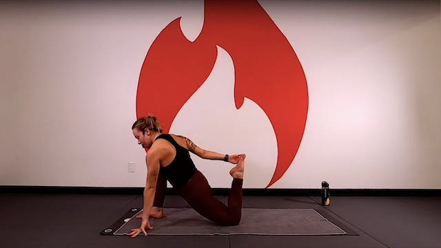 Hannah Dancer's Pose Flow - Wed 12/16