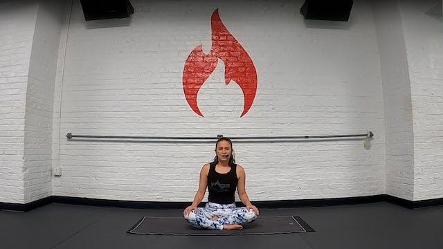 Julia 10 Minute Grounding Meditation