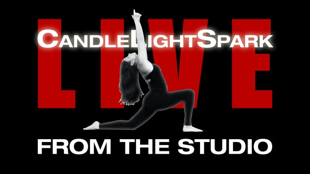 Ariel CandleLight Tues 1/19 6p