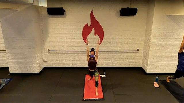Hannah Low Body Conditioning & Balancing Flow - Sat 1/23