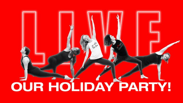GroupTaught Holiday Party - Wed 12/16