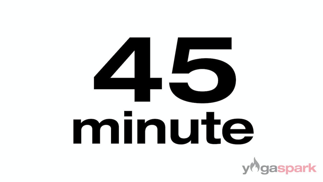 45 Min Flows