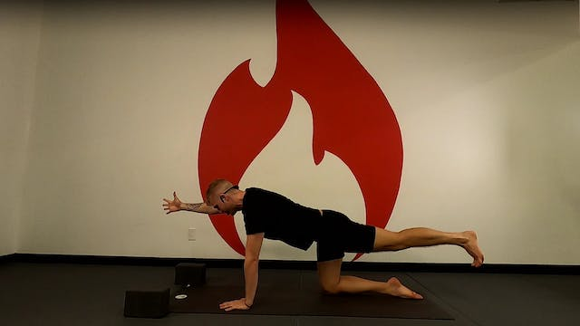 Nick 20 Minute Core Flow