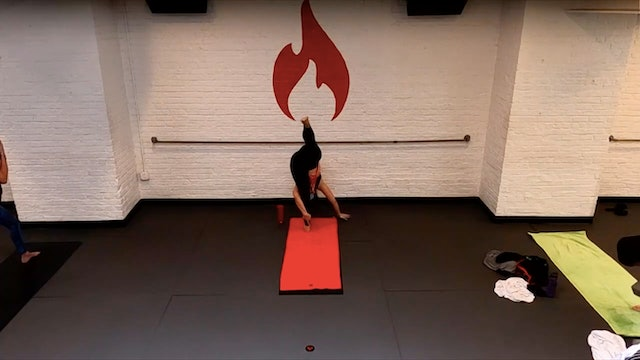 Jenny Peaceful Pointed Toe Plank Flow - Tues 1/26