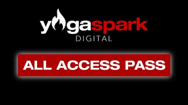 YogaSpark All Access Pass