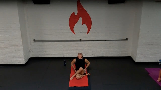 Reed Challenging Side Body Arm Balance Flow - Wed 2/3