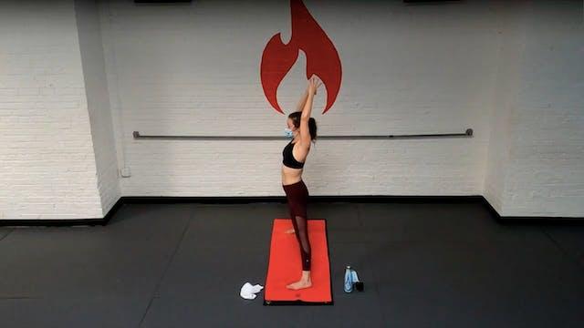 Arianna Focus Full Body Flow - Mon 11...