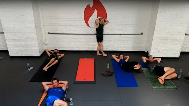 Reed Core, Obliques, and Twists Flow - Sun 6/20