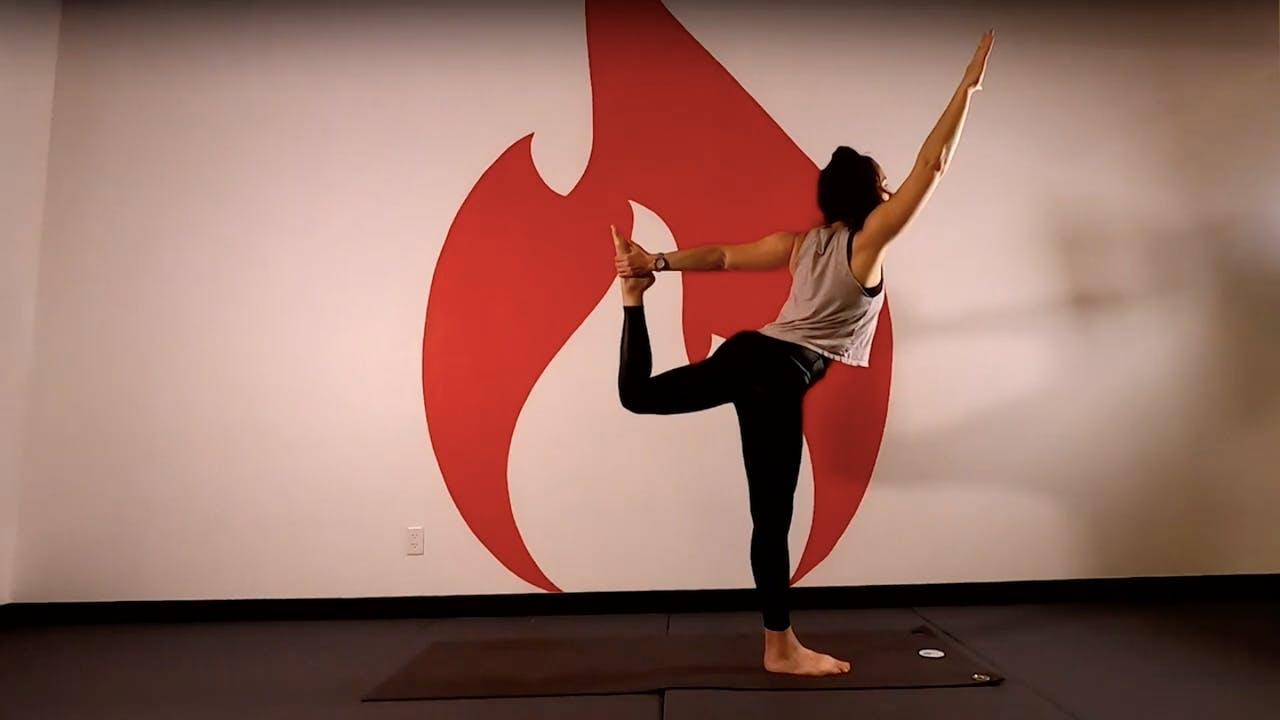 Erinn 60 Min Dancer's Pose Flow