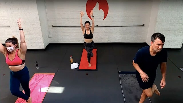 Arianna Side Body Hips and Core Flow - Thu 6/24