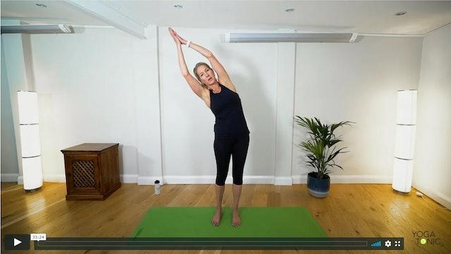 Yoga Week 3 (33 mins)