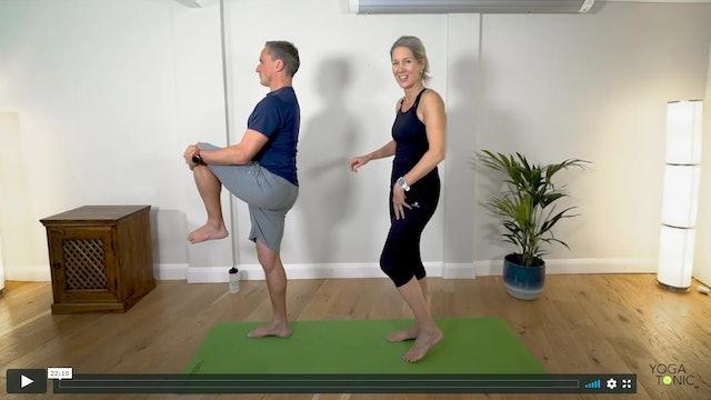 Yoga Week 2 (22 mins)