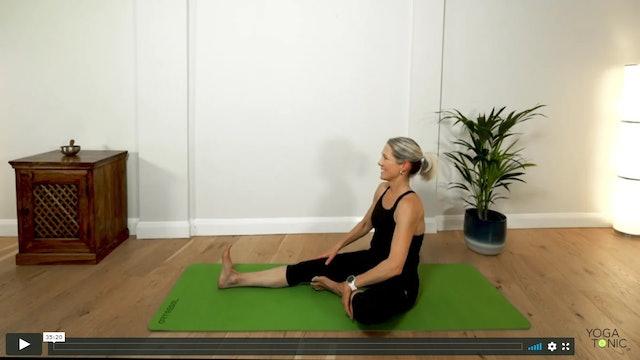 Yoga Week 6 (35 minutes)