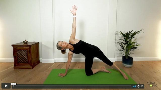 Yoga Week 4 (32 mins)