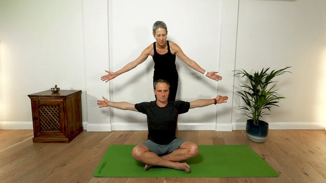 Yoga Week 5 (35 minutes)