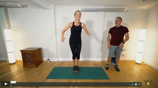Cardio Conditioning Week 2 (27 mins)