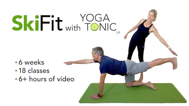 SkiFit with YogaTonic UK