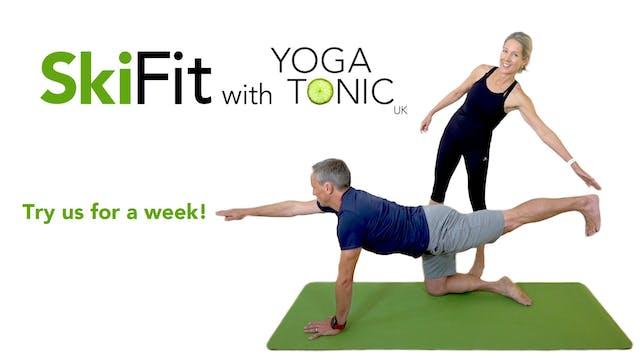 SkiFit with YogaTonic UK - 1 week taster