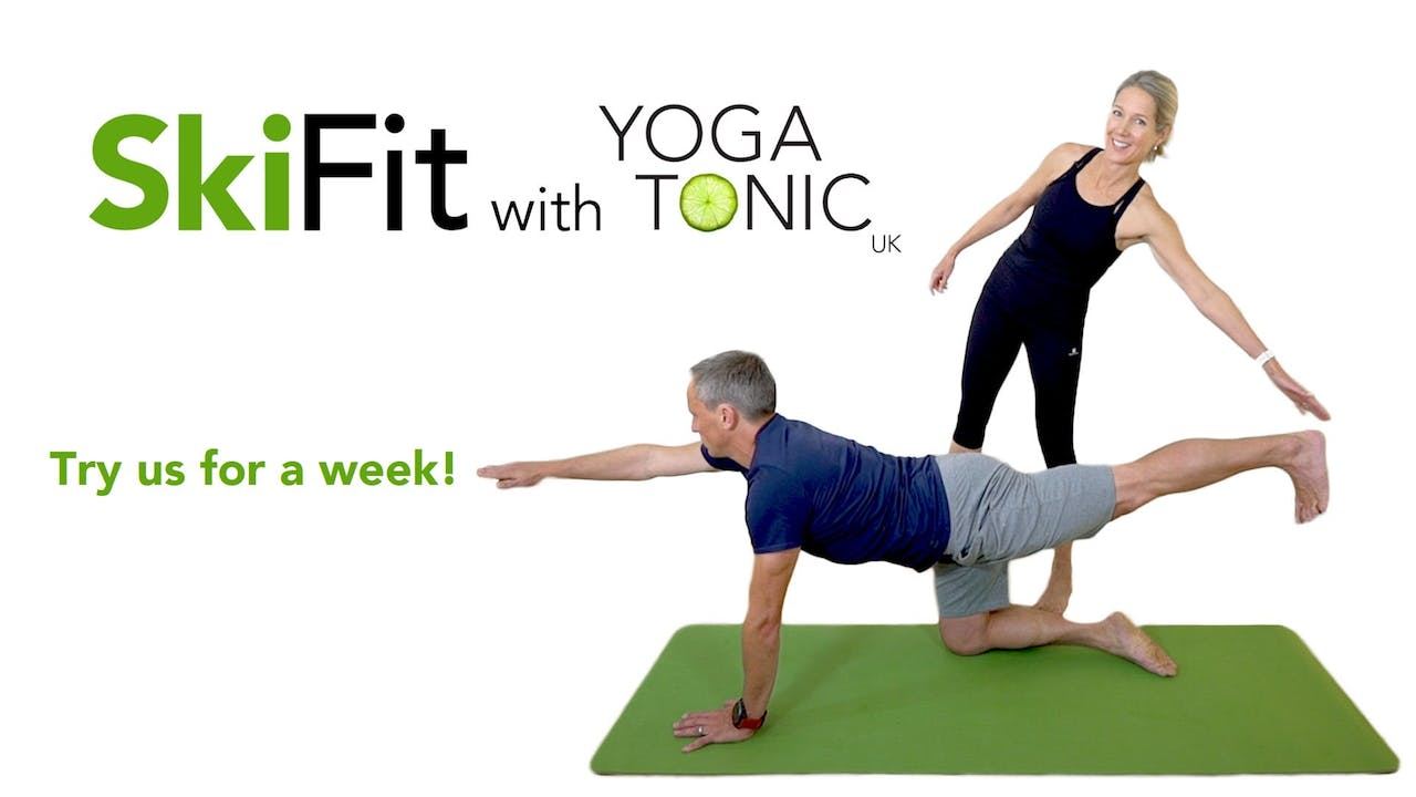SkiFit with YogaTonic UK - 1 week taster