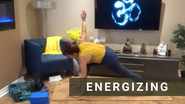 LIVE Energize + Stabilize with Melinda