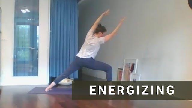 LIVE Core Yoga with Jelayna