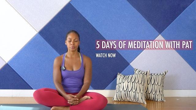 Mindfulness: Meditation Practice