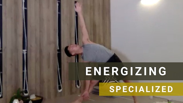 LIVE Power Flow + Technique with Jason