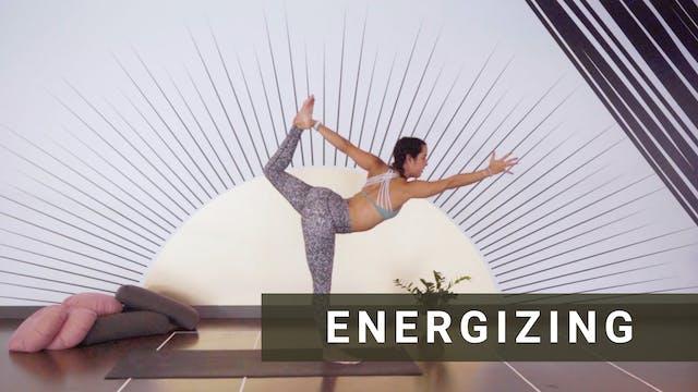 Power Vinyasa Core Flow with Andrea