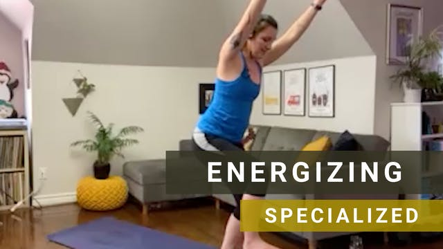 LIVE Quick HIIT Yoga with Heather L.