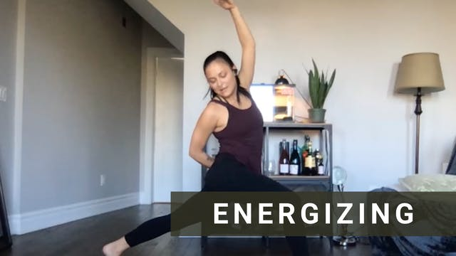 LIVE Core Yoga with Irena