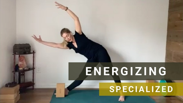 LIVE Core Yoga with Kim #2