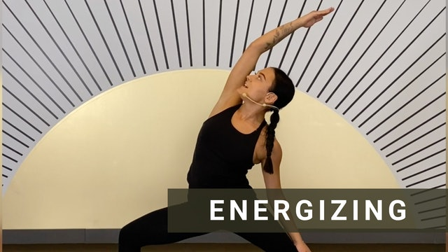 Stabilizing and Energizing with Irena