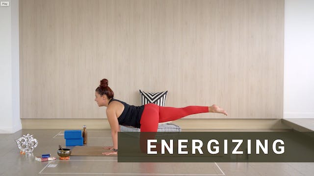Detox Vinyasa Flow with Melinda