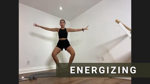 LIVE Barre Yoga with Victoria #8