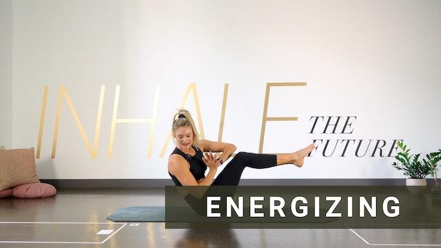 LIVE Hip Hop Yoga with Meg #1
