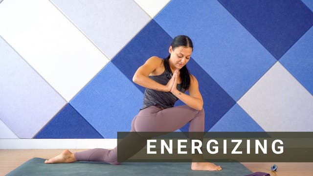 LIVE Core Yoga with Irena