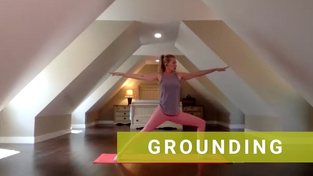 LIVE Beginner's Yoga with Shannon