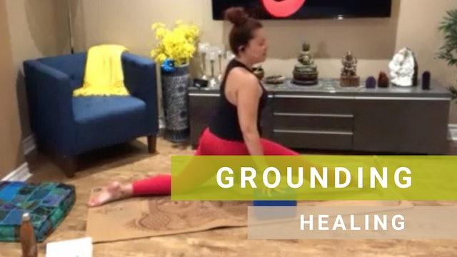 LIVE Gentle Hatha + Meditation with Melinda