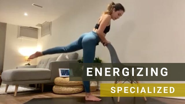 LIVE Barre Yoga with Victoria #7