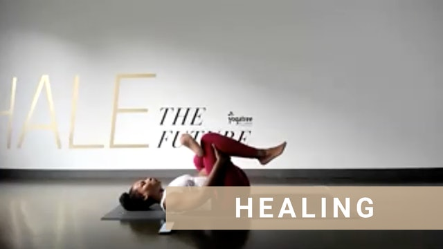 LIVE Yin Yoga with Patricia