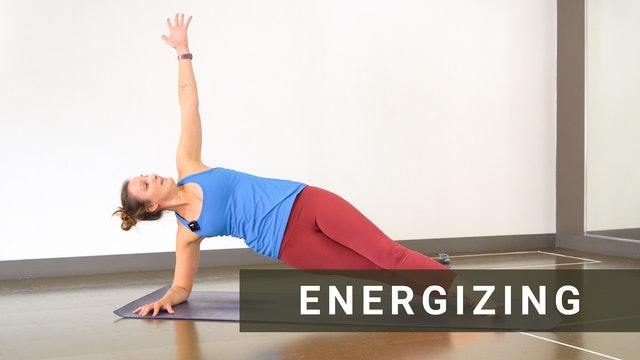 Trailer HIIT Yoga: Awesome Arms + Abs with Heather