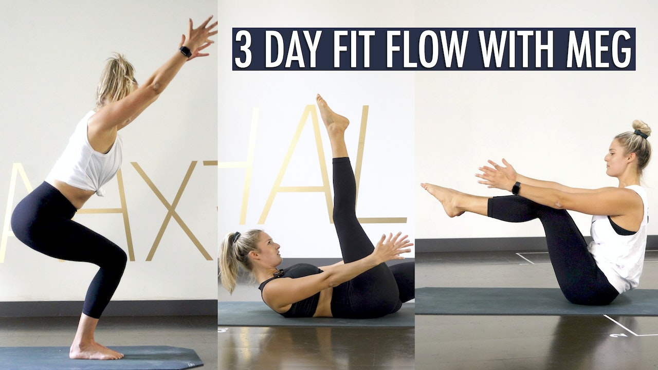 3 Day Fit Flow