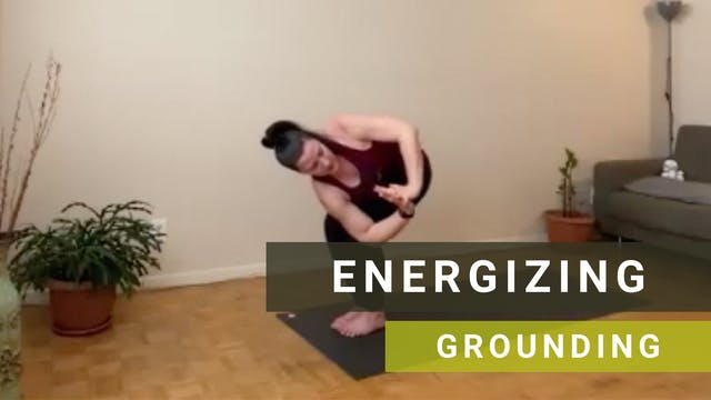 LIVE Slow Power Flow with Jenny