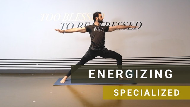 Hips and Hamstrings with Sthitpragya
